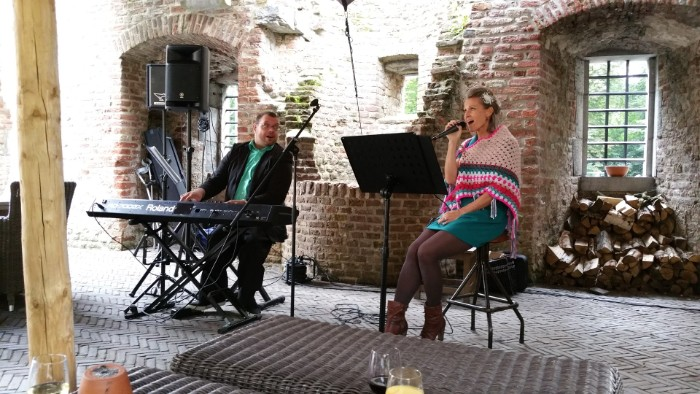 Two Of A Kind, Debby van Zijl & Patrick Holleeder, 13 september 2015
