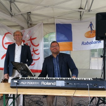 Andries Faber & Patrick Holleeder, 14 mei 2016